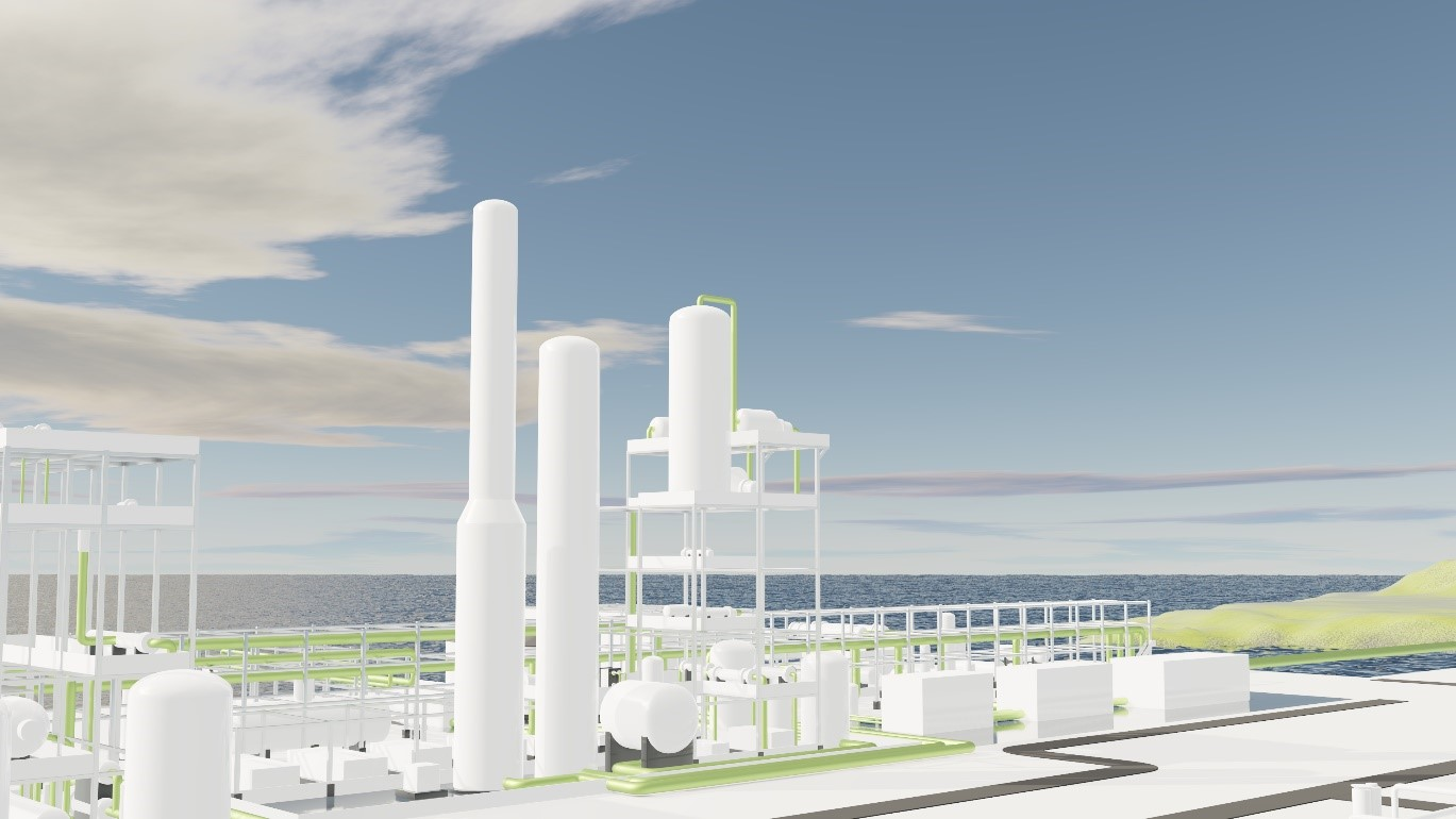 St1 and Horisont Energi to collaborate on green ammonia production in Finnmark