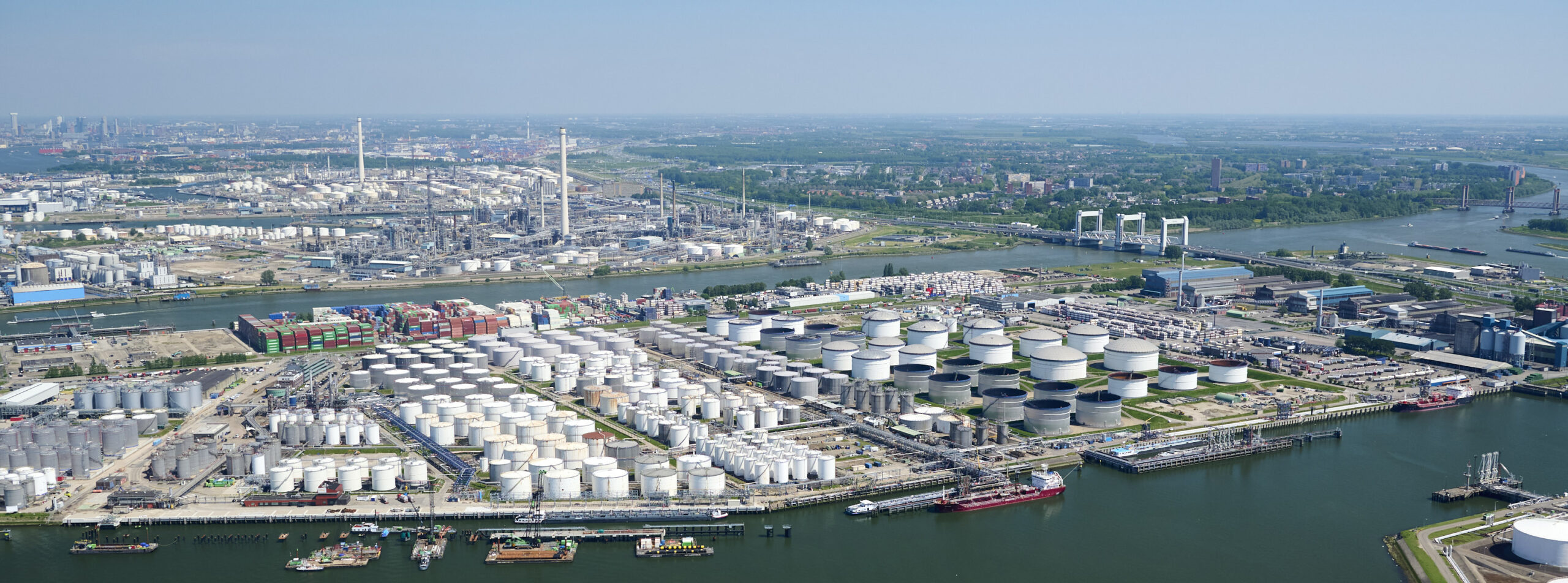 Horisont Energi signs MOU with Koole Terminals on development of ammonia terminal and storage facility at Port of Rotterdam
